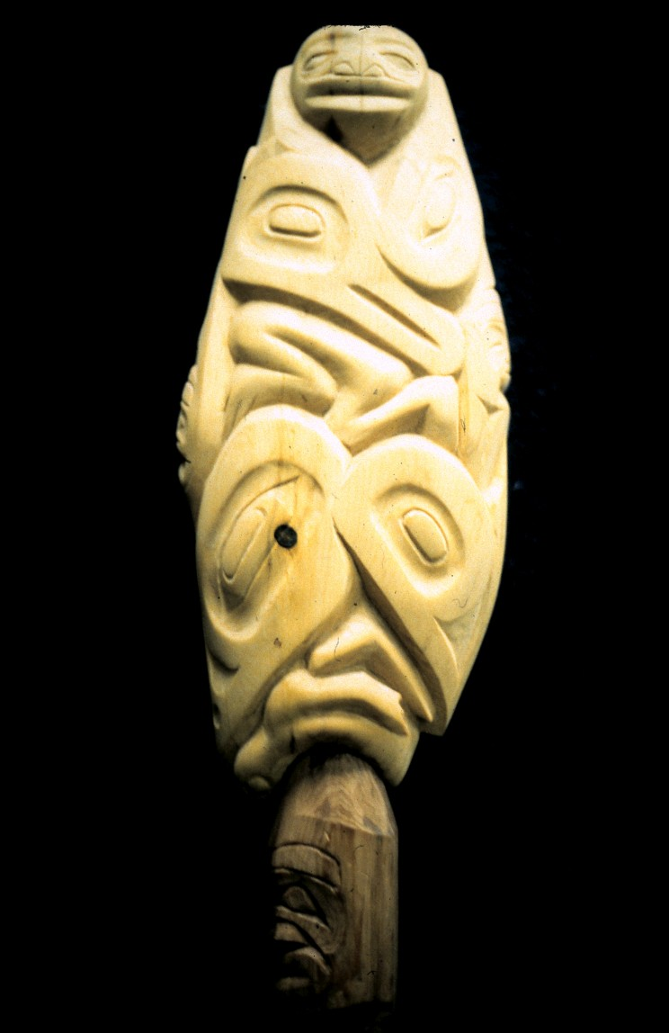 Full Moon Talking stick